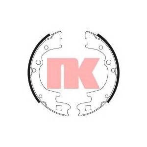 NK 2732604 Колодки