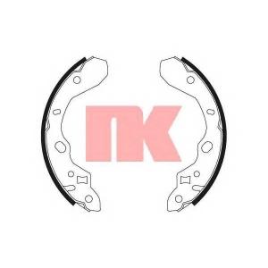 NK 2732611 Комплект тормозных колодок