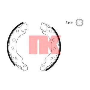 NK 2733671 Комплект тормозных колодок