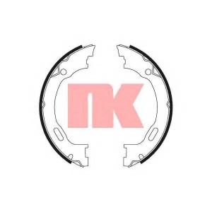 NK 2733689 Колодки гальмівні барабанні