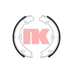 NK 2733714 Колодки гальмівні барабанні
