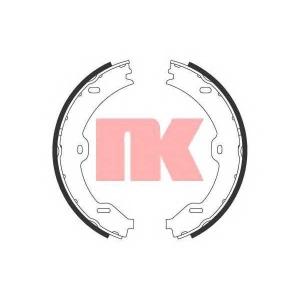 NK 2733732 Колодки гальмівні барабанні