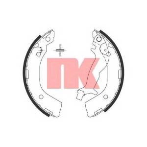 NK 2734737 Колодки гальмівні барабанні