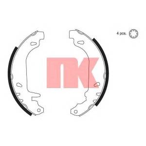 Комплект тормозных колодок 2739476 nk - RENAULT 19 I Chamade (L53_) седан 1.9 TD (L53K)