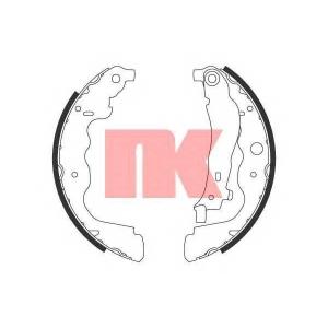 NK 2739787 Колодки гальмівні барабанні