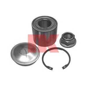 NK 763942 Комплект подшипника ступицы задний Renault Megane II 1.4 16V 2.0 16V 11/02-