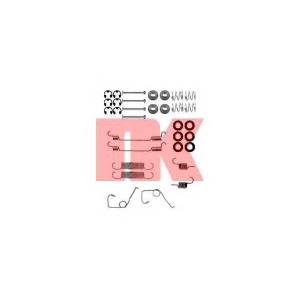 Комплектующие, тормозная колодка 7925705 nk - FORD TRANSIT автобус (E_ _) автобус 2.0 i (EBL, EDL, EGL, ESS, EUS)