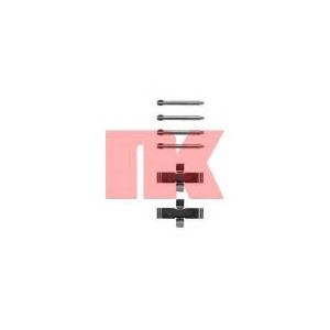 7933037 nk Комплектующие, колодки дискового тормоза MERCEDES-BENZ 190 седан E (201.018)