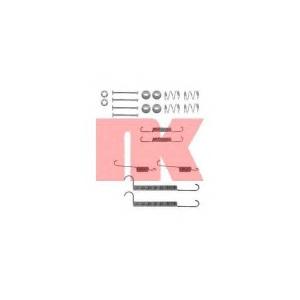 Комплектующие, тормозная колодка 7936630 nk - OPEL KADETT E универсал (35_, 36_, 45_, 46_) универсал 1.6 i
