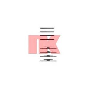 Комплектующие, колодки дискового тормоза 7936975 nk -
