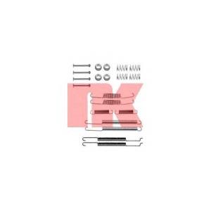 Комплектующие, тормозная колодка 7947726 nk - SKODA OCTAVIA (1U2) Наклонная задняя часть 1.6
