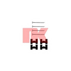 Комплектующие, колодки дискового тормоза 7999951 nk - FORD TRANSIT автобус (V_ _) автобус 2.0 (VAS, VIL, VLS, VUL, VZS)