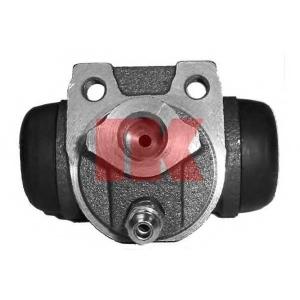 Колесный тормозной цилиндр 803967 nk - RENAULT CLIO II (BB0/1/2_, CB0/1/2_) Наклонная задняя часть 1.2 (BB0A, BB0F, BB10, BB1K, BB28, BB2D, BB2H, CB0A...)