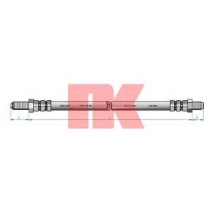 NK 851016 Тормозной шланг