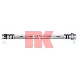 Тормозной шланг 851930 nk - CITRO?N C3 (FC_) Наклонная задняя часть 1.1 i