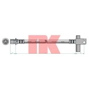 NK 852584 Тормозной шланг