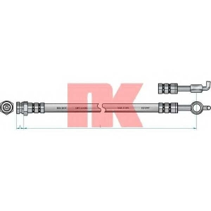 NK 853269 Тормозной шланг