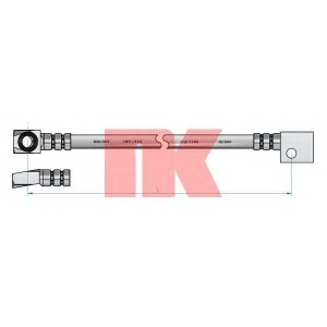 NK 853635 Шланг гальмівний