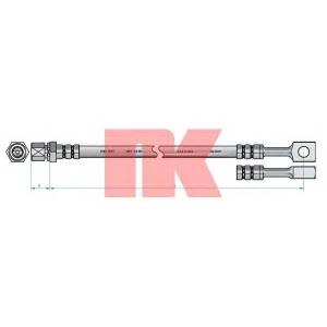 NK 853647 Шланг гальмівний