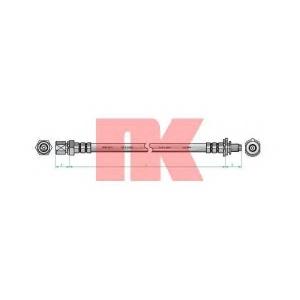 NK 853649 Шланг гальмівний