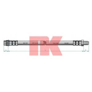 Тормозной шланг 853928 nk - RENAULT CLIO I (B/C57_, 5/357_) Наклонная задняя часть 1.9  D (B/C/S576, B/C/S57L)