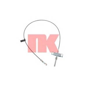 NK 9025163 Трос, стояночная тормозная система