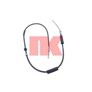 Трос, стояночная тормозная система 902582 nk - FORD MONDEO I (GBP) Наклонная задняя часть 1.8 TD