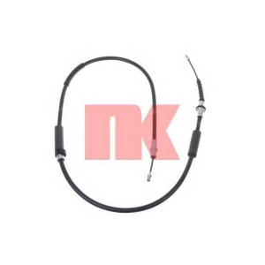NK 902587 Трос ручного тормоза Ford Mondeo 94-00 (дисковые) (1465/1220mm)