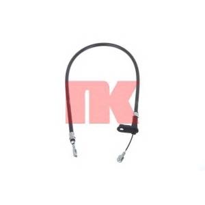 NK 903328 Трос, стояночная тормозная система