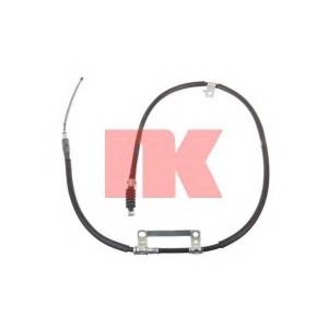 Трос, стояночная тормозная система 903515 nk - KIA SHUMA седан (FB) седан 1.5 i 16V