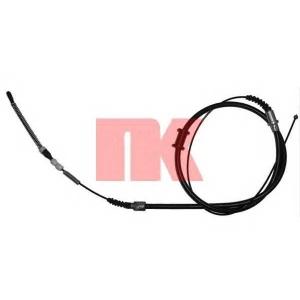 NK 903671 Трос, стояночная тормозная система