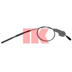 Трос, стояночная тормозная система 903686 nk - OPEL VECTRA A Наклонная задняя часть (88_, 89_) Наклонная задняя часть 2.0