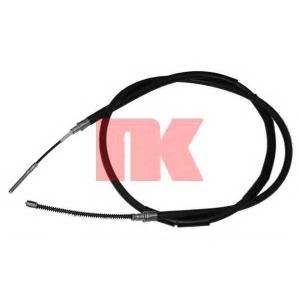 Трос, стояночная тормозная система 904309 nk - SKODA FAVORIT Forman (785) универсал 1.3 (135 E)