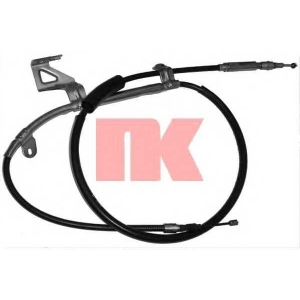 NK 904789 Трос ручника  A6 ab 98