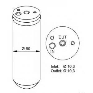 NRF 33293 Осушувач кондиціонера