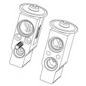 NRF 38406 Терморегулирующий вентиль