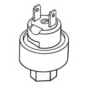 NRF 38904 Пневматический выключатель, кондиционер