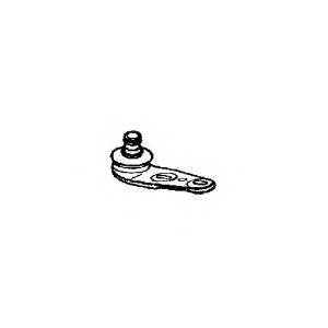 OCAP 0480451 Tie rod end