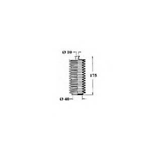 OCAP 1211167 Steer. wheel cap