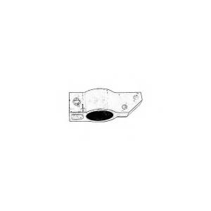 OCAP 1215717 Сайлентблок рычага AUDI A 3 (пр-во Ocap)