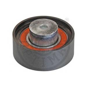 OPTIMAL 0N1584 Натяжной ролик, поликлиновой  ремень