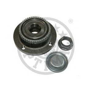 OPTIMAL 602509 Комплект подшипника ступицы колеса