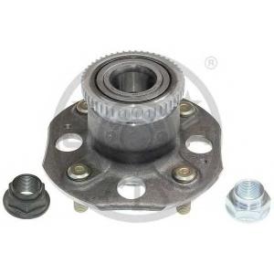 OPTIMAL 912804 Комплект подшипника ступицы колеса