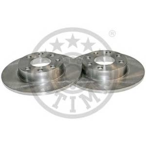 OPTIMAL BS0570 Тормозной диск