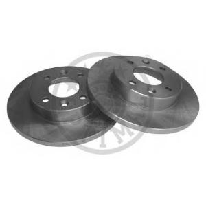 OPTIMAL BS0670 Тормозной диск