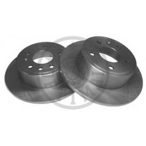 OPTIMAL BS2490 Тормозной диск