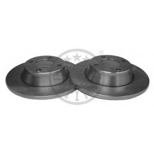 OPTIMAL BS2870 Тормозной диск