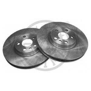 OPTIMAL BS3051 Тормозной диск