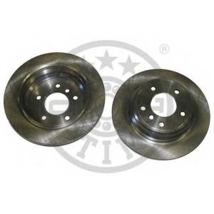 OPTIMAL BS5540 Тормозной диск