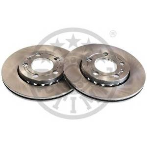OPTIMAL BS8024 Тормозной диск